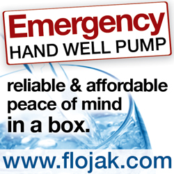 Flojak Hand Water Pump