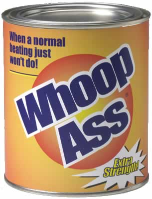 Can Of Woop Ass