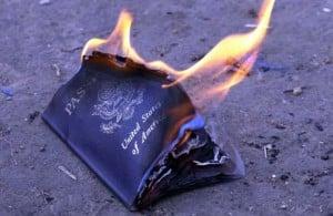 US Passport - Enemy Expatriation Act