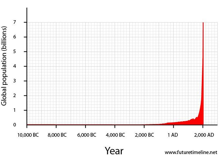 Population Bubble