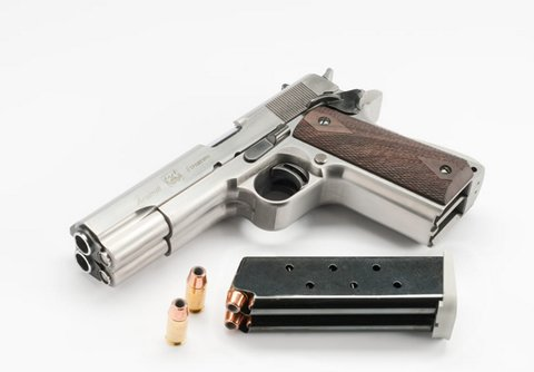 Could This Be the Ultimate SHTF Handgun? af2011 D