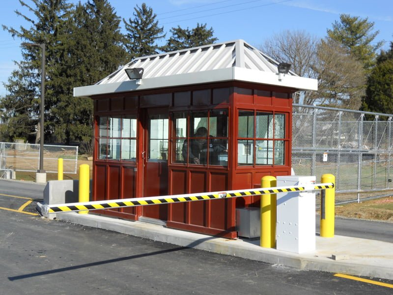Gearing Up: DHS Purchases Bullet Resistant Checkpoint Booths