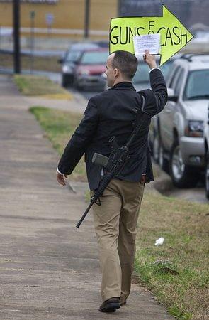 Guns For Cash - Texas