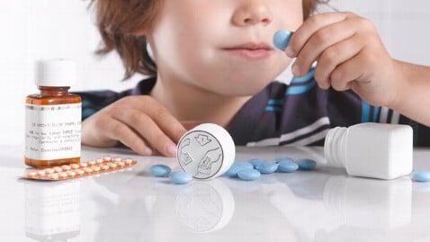 Approved Drug Cocktails for Kids