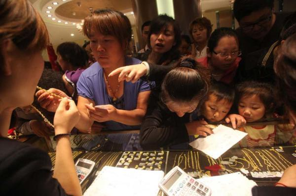 China Gold Buying (Photo 7)