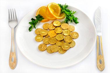 gold-for-dinner