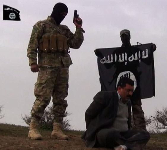ISIS - execution