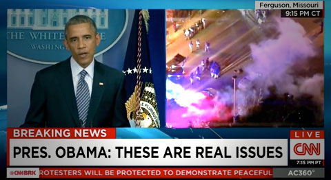 obama-ferguson-split-screen