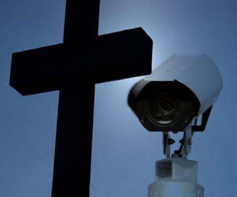 church-cameras