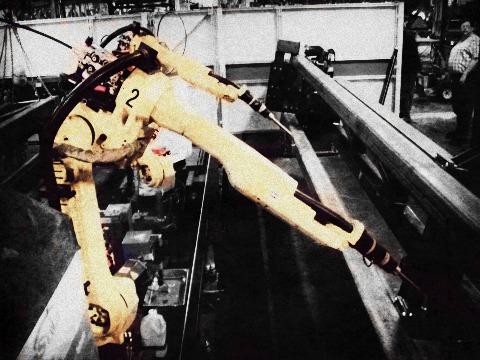 FANUC_6-axis_welding_robots