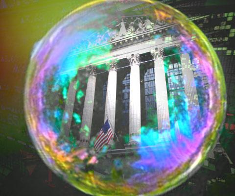 stock-market-bubble
