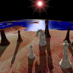 global-chessboard