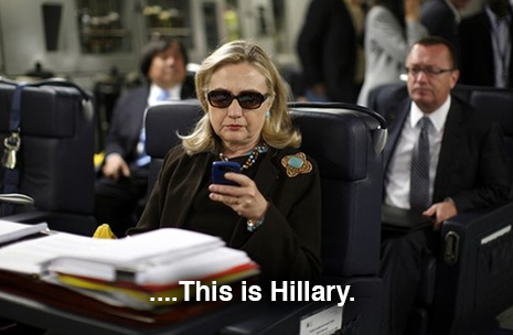 Hillary blackberry