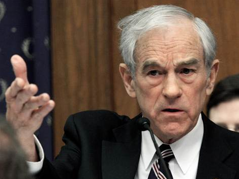 Ron Paul Warns: Interest Rates Are Going Negative & The Fed Can't Stop It