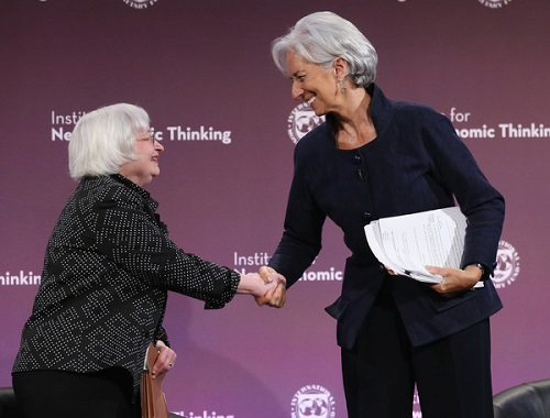 lagarde yellen