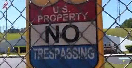 bunker-no-trespassing