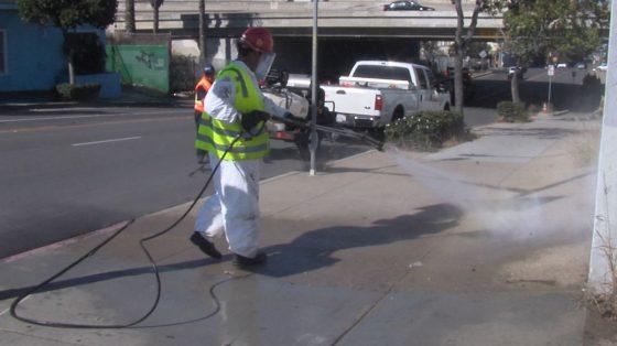 streetbleaching