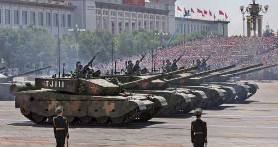 chinese-tanks