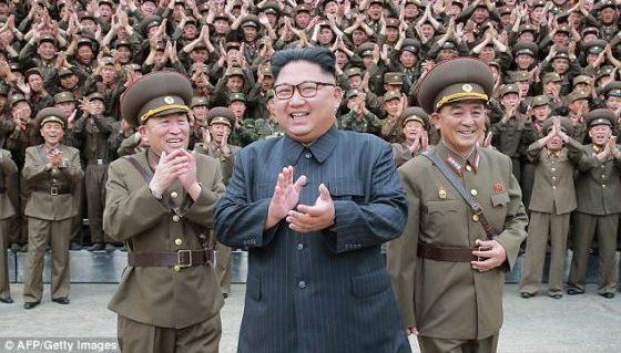 northkoreakimjongun