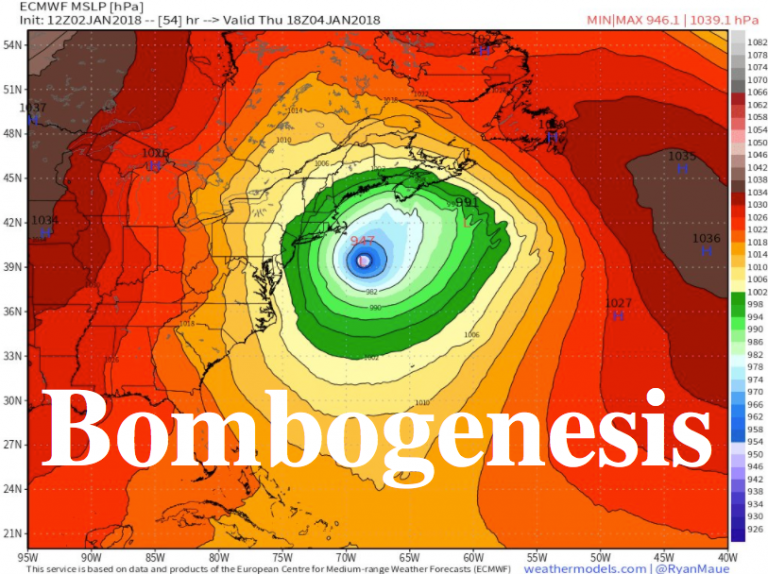 bombogenesis