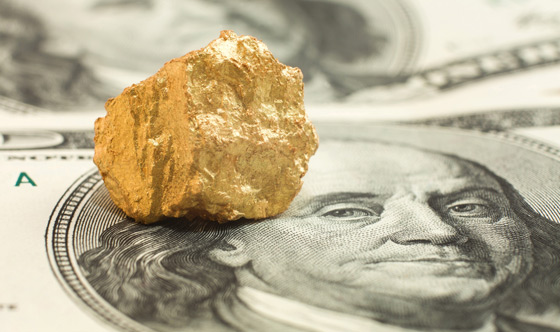 SYSTEM RESET: $3,448 GOLD – MASSES TOTALLY NAÏVE! Gold-dollar1