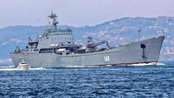 """Britain To Deploy 2 Warships To Black Sea As """"Solidarity"""" With Ukraine"""