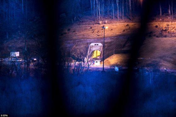 Inside America's Doomsday Bunkers: