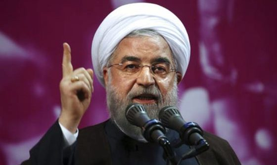 Iranian President: The U.S. Will Suffer A Humiliating Defeat This Weekend