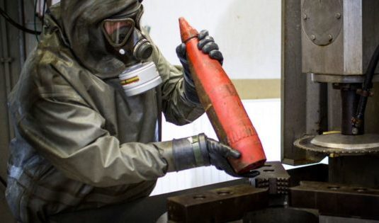 "Russia: American ""Germ Warfare"" Could Kill Millions"