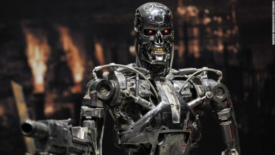 """Killer Robots"" Could Commit ""Atrocities"" Says Former Google Engineer"
