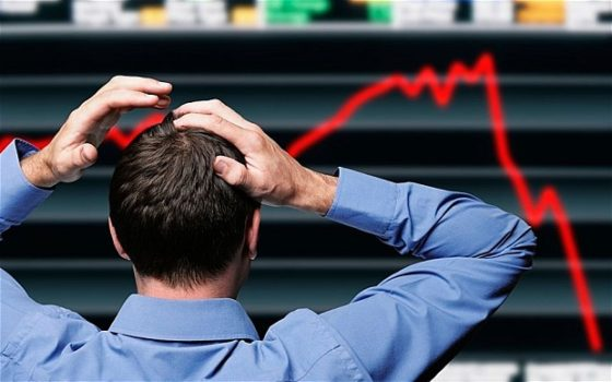 PISSING THEIR PANTS: Markets Horrified – BUCKLE-UP!