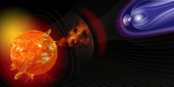 solar storm 2600 years ago - photo #2