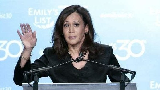 The Real Kamala Harris