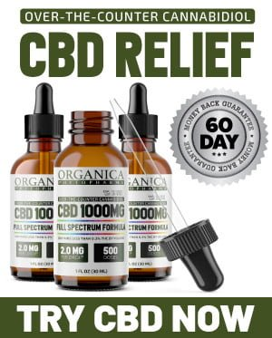 THC-free CBD Formula - Zero High Brand