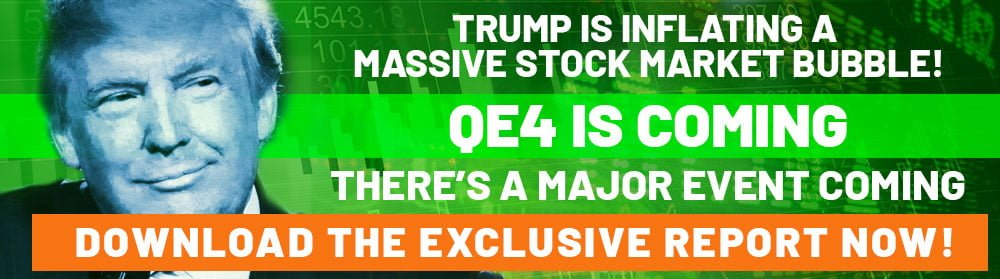 Trump is Inflating a Massive Stock Market Bubble! | Future Money Trends