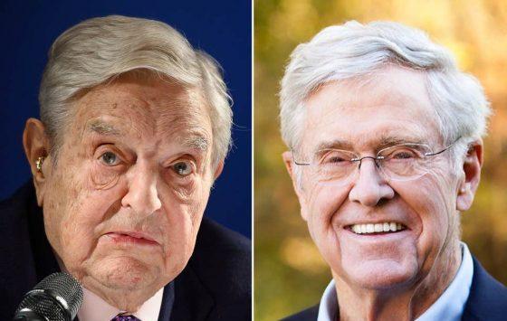 Koch & Soros Unite To CENSOR The Internet