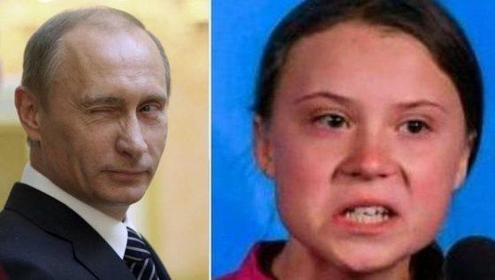 Is Greta Thunberg A Putin Puppet? German Politician Demands Answers