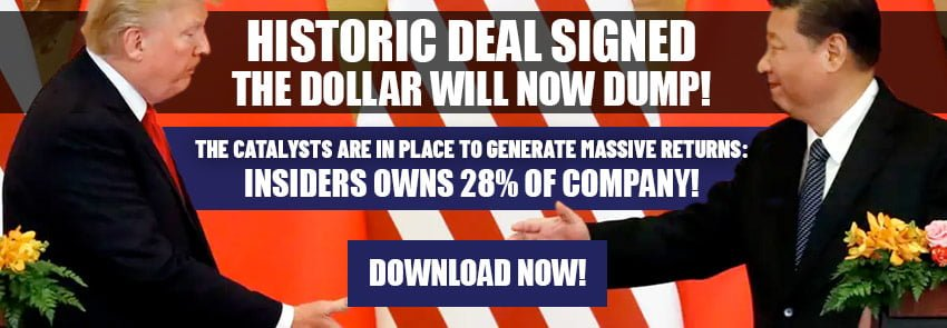 Historic Deal Signed - The Dollar Will Now Dump! Download Now | Future Money Trends