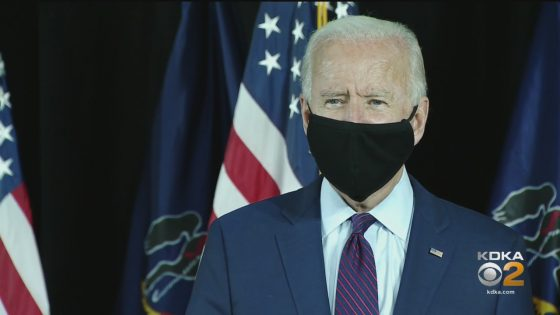 "Biden Claims We'll See 600k-660k Deaths Before We ""Turn The Corner"" On The Scamdemic"