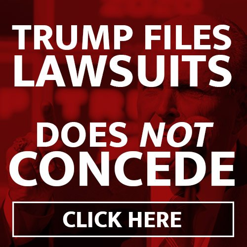 Future Money Trends - Trump Files Lawsuits, Does Not Concede