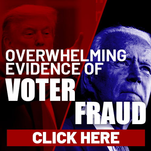 Overwhelming Evidence of Voter Fraud