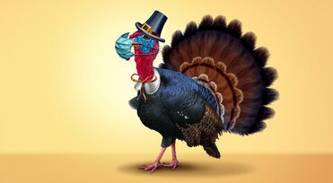 How to Celebrate Thanksgiving in the Midst of Toxic Politics and COVID-19 Lockdowns
