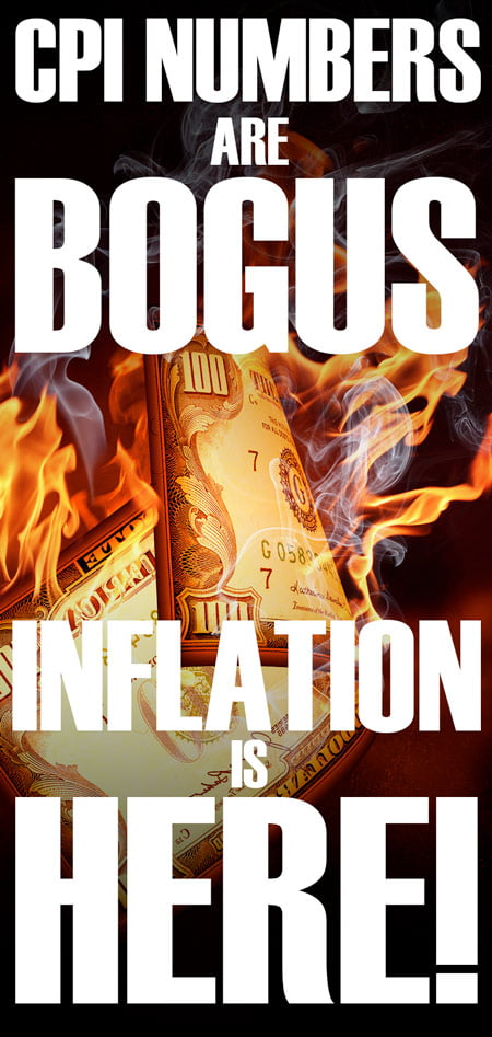 Future Money Trnds | CPI Numbers are Bogus - Inflation is Here