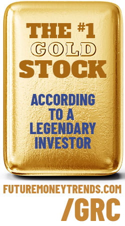 Future Money Trends | The #1 Gold Stock - According to a Legendary Investor