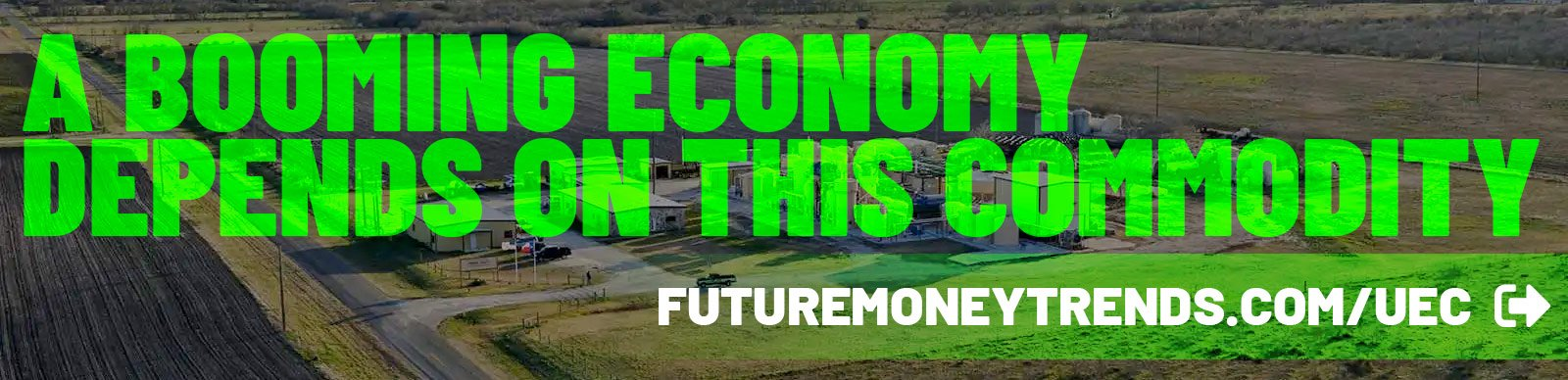 A Booming Economy Depends on the this Commodity | Future Money Trends