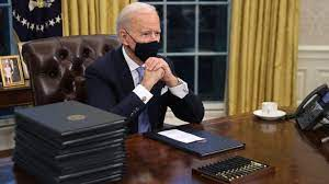 "Biden's Vaccine Push: Some ""Need More Convincing"""