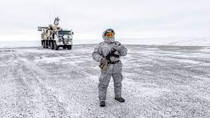 Satellite Images Show Russia Is Building It's Military Presence In The Artic
